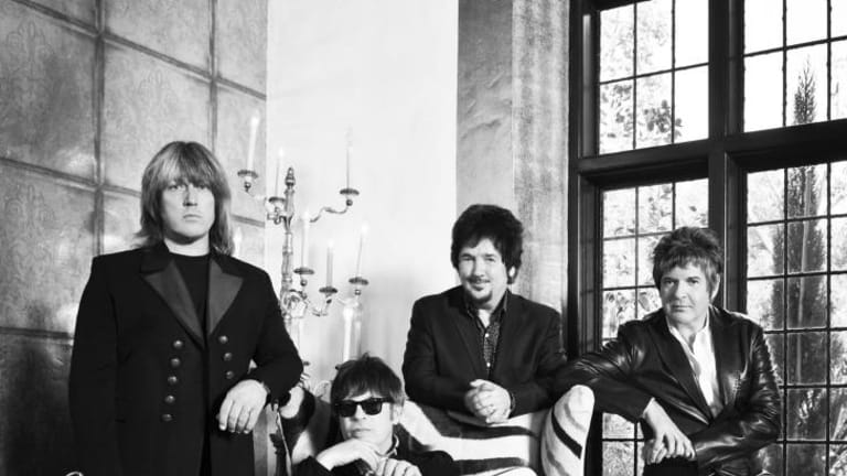 Back to basics: The Empty Hearts are from left, Andy Babiuk, Elliot Easton, Wally Palmar and Clem Burke.