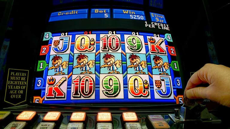 On average, more money goes through individual pokie machines in Logan than in any other Queensland city.