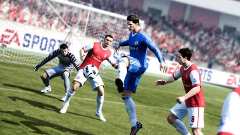 FIFA 12 has a much better physics engine but is it enough?