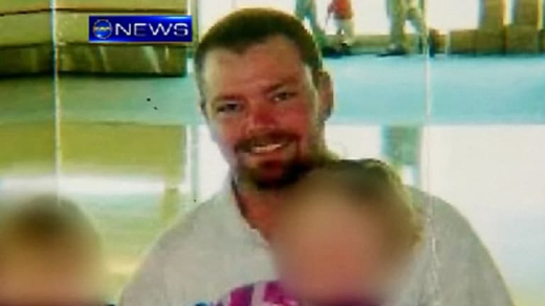 Brisbane's 'bikeway rapist' Luke Colless.