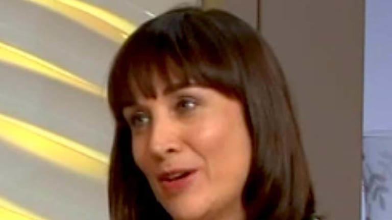 Yvette Vignando, Luca's mother.