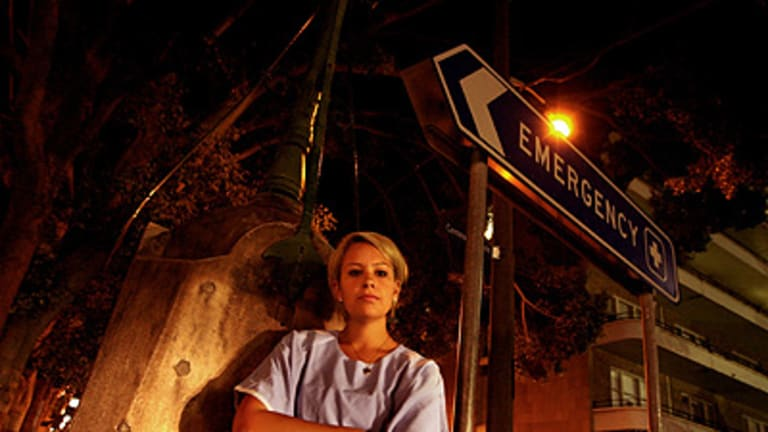 ``I become a zombie'' ... O'Bray Smith, a midwife, warns that patient safety is threatened by lengthy night shifts.