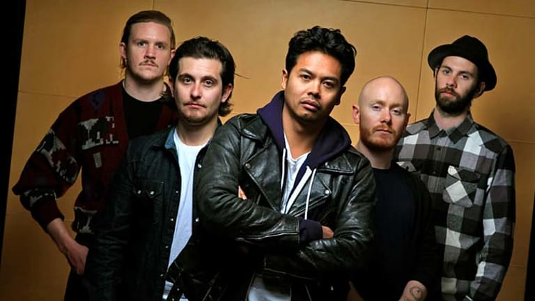 One to remember: The Temper Trap will be supporting the Rolling Stones on their 50th anniversary tour.