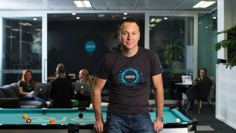 Trent Innes says technologies like Xero make it much easier for small business owners to work while on holidays.