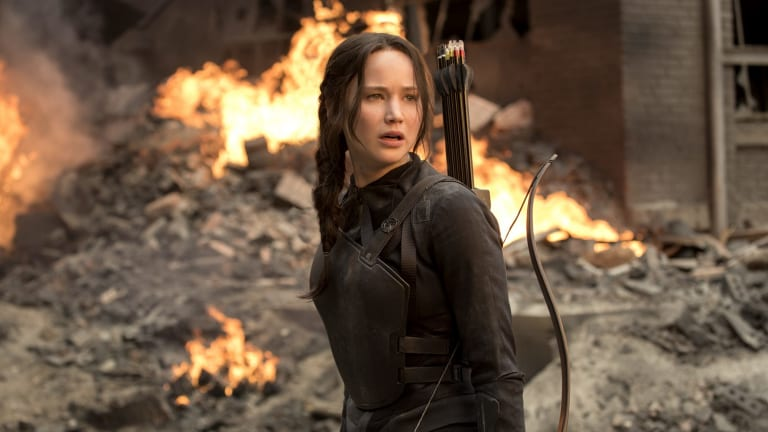 """Going back to a zero growth: Like """"The Hunger Games"""" brought to real life."""