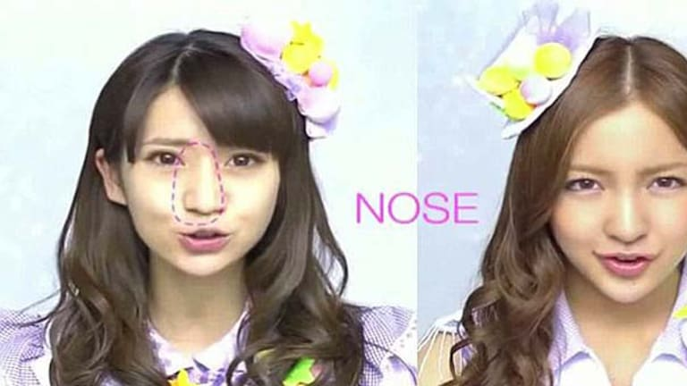 Part of a video showing that Aimi is actually a composite of other group member features.