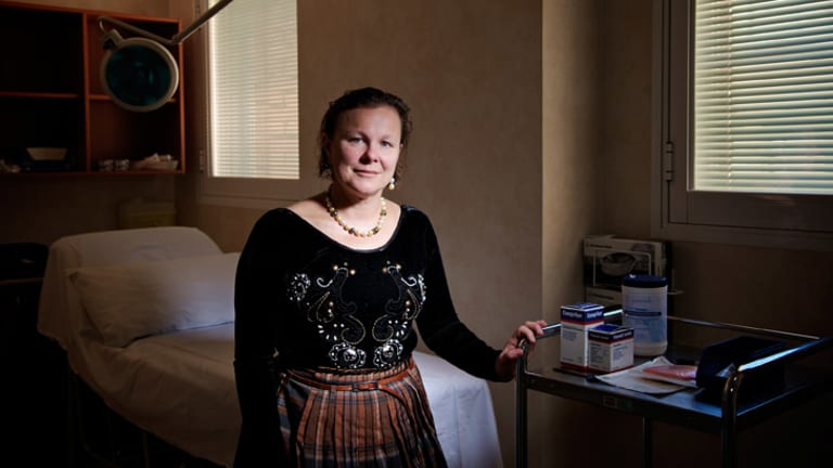 Australian of the Year Fiona Wood developed the technology while treating Bali burns victims.