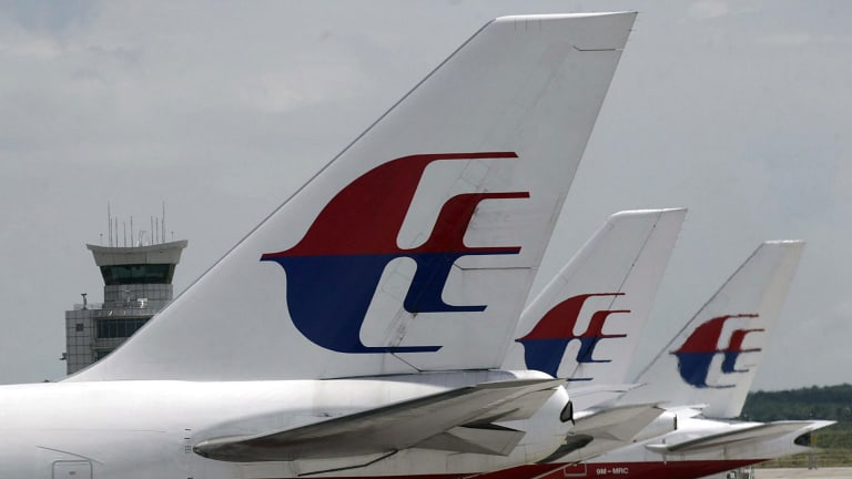 Aoan International applied for a trademark for MH370 only four days after the plane disappeared in March.