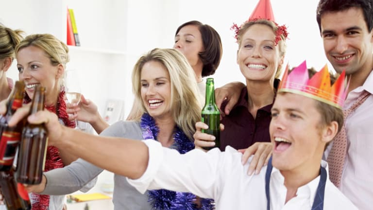 Can we ban work Christmas parties?