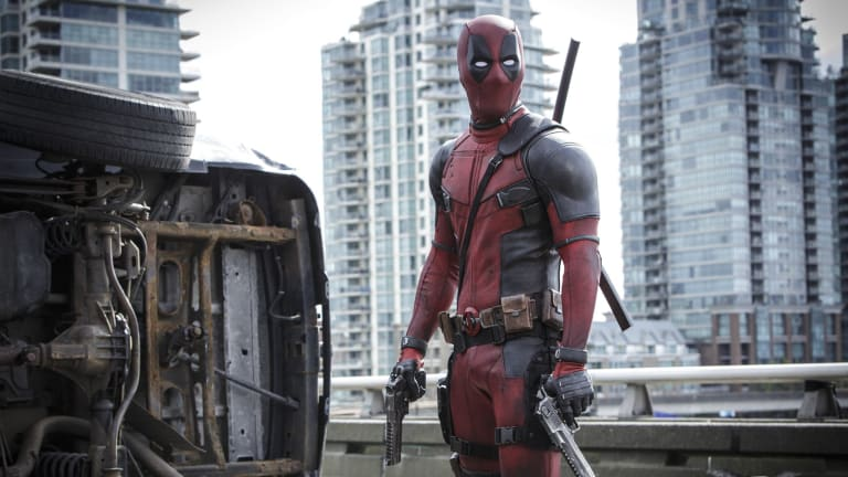 Ryan Reynolds plays a different sort of Marvel superhero in
