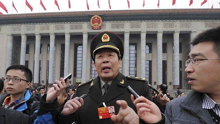 General Luo Yuan.