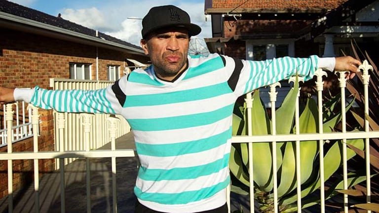 """""""It just goes to show how behind we really are"""" ... Anthony Mundine."""