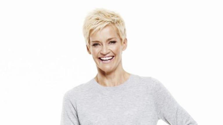 Studio 10 presenter Jessica Rowe.