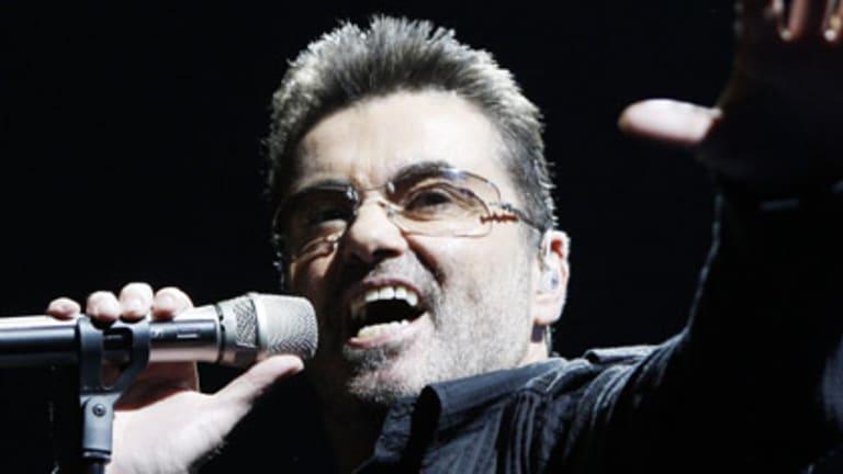 Australian tour cancelled ... George Michael.