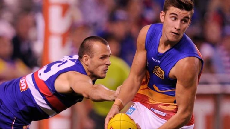 Brisbane's Elliot Yeo is heading to the Eagles.