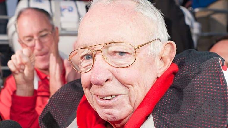 Billionaire Bob Oatley ... a sponsor of grand prix events in the sport.