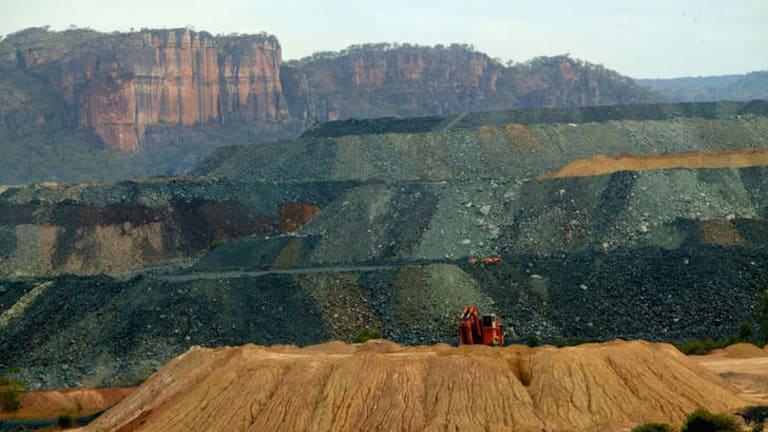 Australian governments can protect: Uranium mining was stopped at Jabiluka, Kakadu.