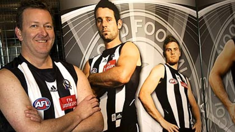 Lifelong Dons fan Rohan Connolly can't fight his admiration for Collingwood. ''Mark me down as someone who'd be more than happy to see the Magpies prevail this September.''