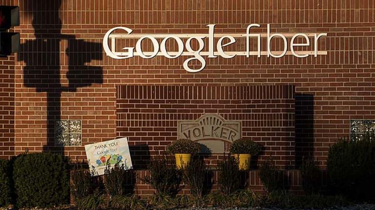 The Google office in Kansas City, Missouri.