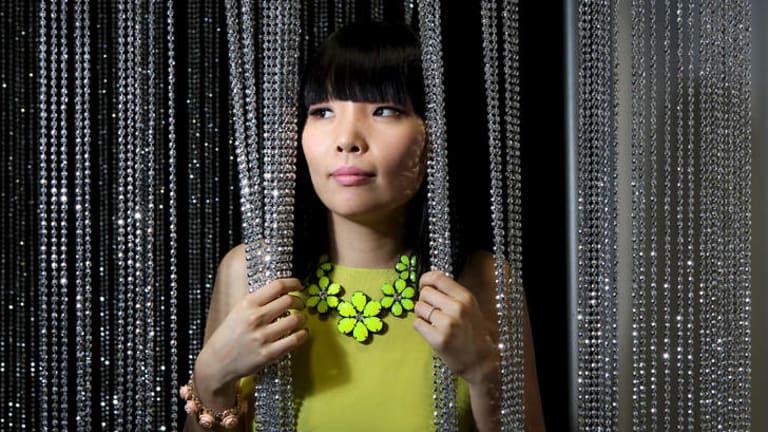 X Factor contestant Dami Im.