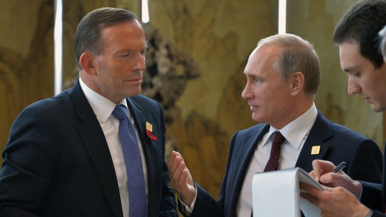 Russia sends warships towards Australia before G20 meeting
