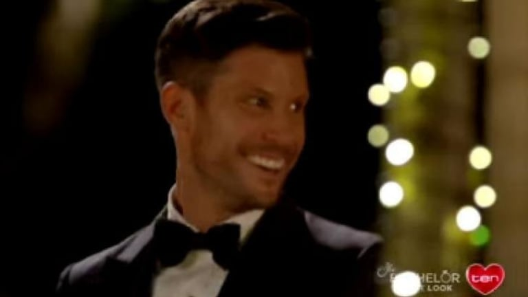 New Bachelor Sam Wood has made his first extended appearance in a teaser video clip.