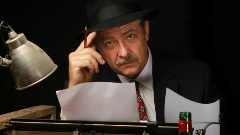 Philip Quast is turning his hand to screwball comedy in the footsteps of Cary Grant.
