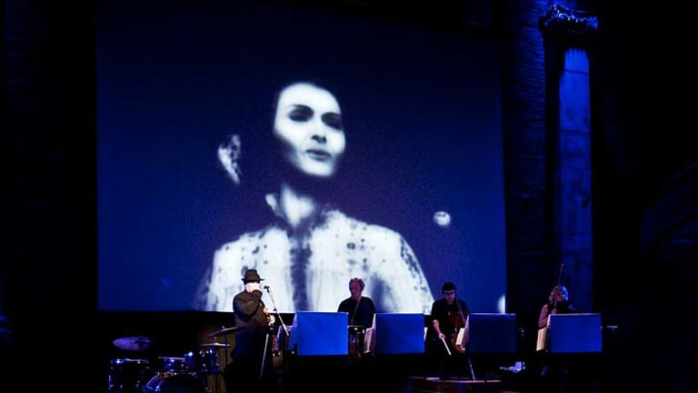 Enduring magic: The Balanescu Quartet remembers Maria Tanase's life and talent in a special performance.