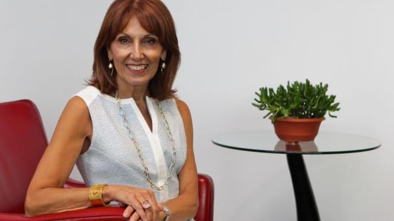 """Still a long way to go"": Dr Helen Zorbas."