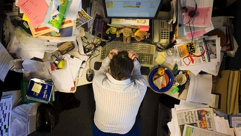 Job satisfaction drops among employees who don't detach from their work upon leaving the office.