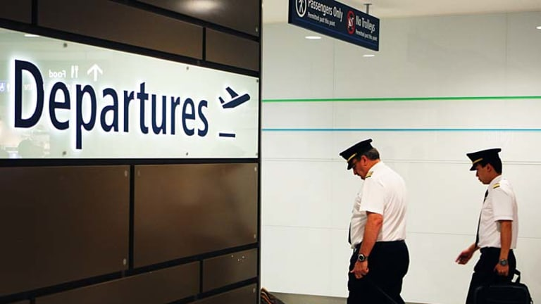 Airport and port security is set to strengthen, for passengers and for workers.