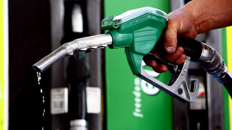 New research shows Perth motorists are paying an inflated price to fill up their tanks.,