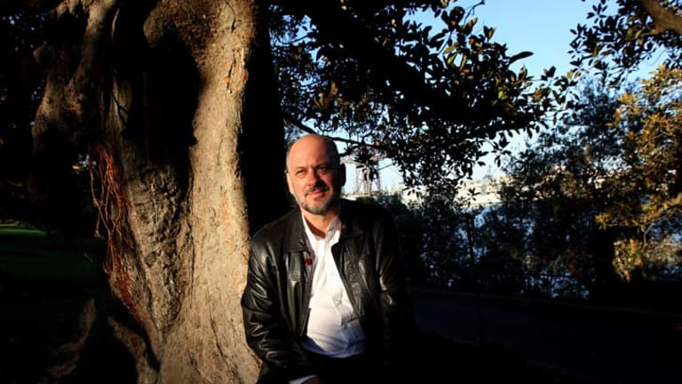 """""""Changes in Sydney's climate will have far-reaching implications"""" ... Climate change activist Tim Flannery."""