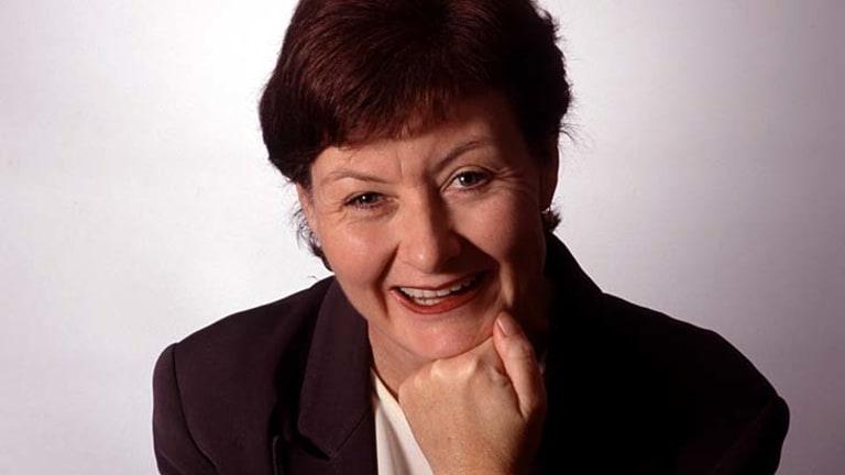 Three awards … investigative reporter Kate McClymont.