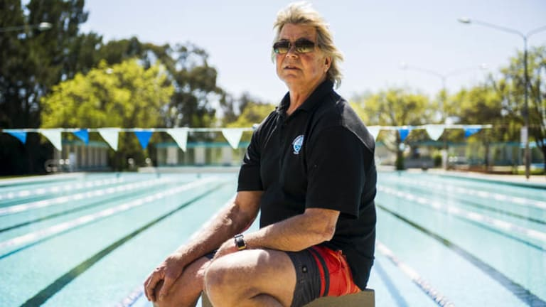 Phillip ice rink and pool owner John Raut.