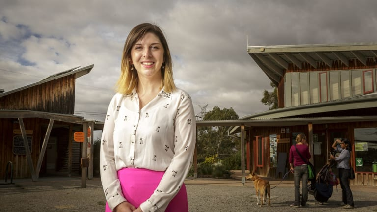 Aspiring Labor candidate Meghan Hopper says only by putting women into safely-held seats will parties move towards meeting gender quotas.