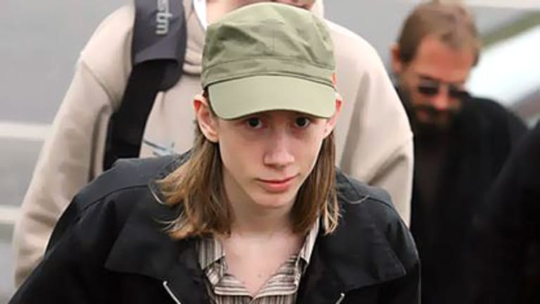 Self-confessed hacker, Owen Thor Walker. <i>Photo: Iain McGregor/Waikato Times</i>
