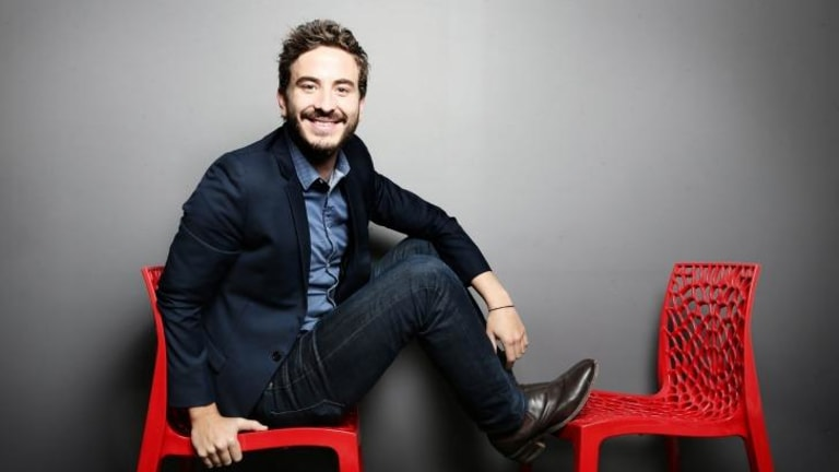 Raw drama: Ryan Corr stars in <i>Holding the Man</i>.