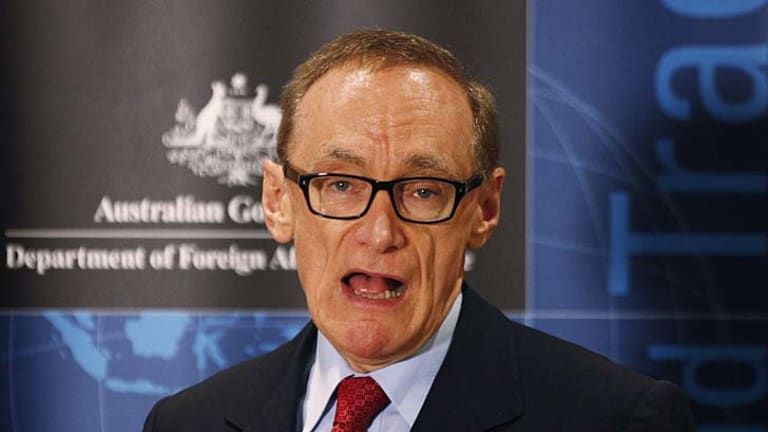 Australian Foreign Minister Bob Carr reveals the findings of an internal report into the case of Ben Zygier. No evidence was found to show Kevin Rudd knew about the arrest.