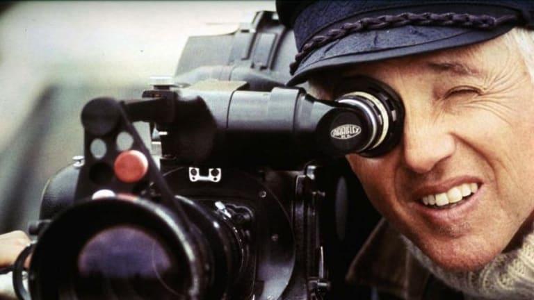 Trouble ahead: Cinematographer Haskell Wexler's film, <i>Medium Cool</i> (1969), broke new ground.