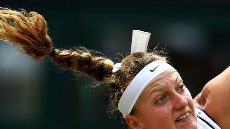 """""""I think for Petra, the key has always been to minimise the streaks of bad play"""" ... Martina Navratilova on Petra Kvitova."""