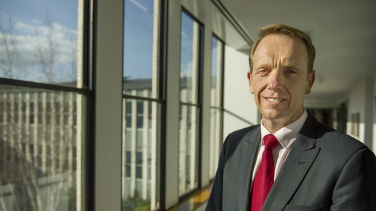 Deputy Chief Minister Simon Corbell.