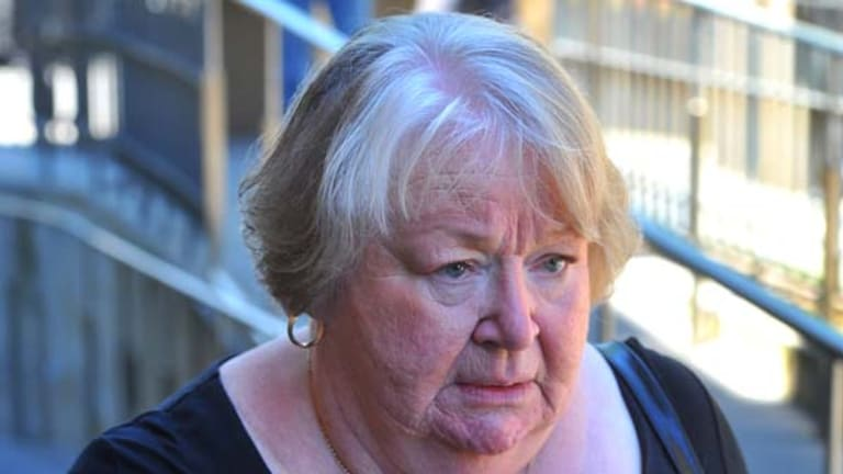 Adrienne Rowel gave evidence at the Kerang train crash inquest.
