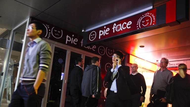 Pie Face once said it had a 'cult reputation' and a 'cool' and 'edgy' brand.