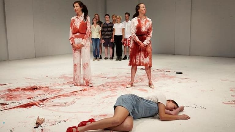 Oedipus Schmoedipus finds a voice in all its gory glory.