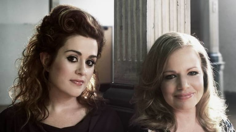 Katie Noonan and Karin Schaupp will perform at the Street Theatre.
