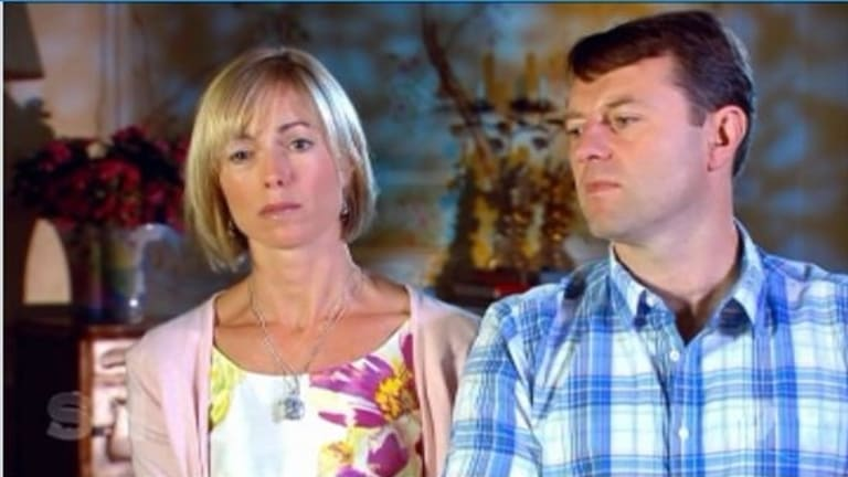 'Worst parent's nightmare': Kate and Gerry McCann about daughter Madeleine's disappearance.