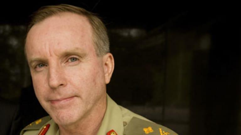 General John Cantwell.