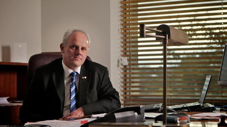 Senator John Madigan.