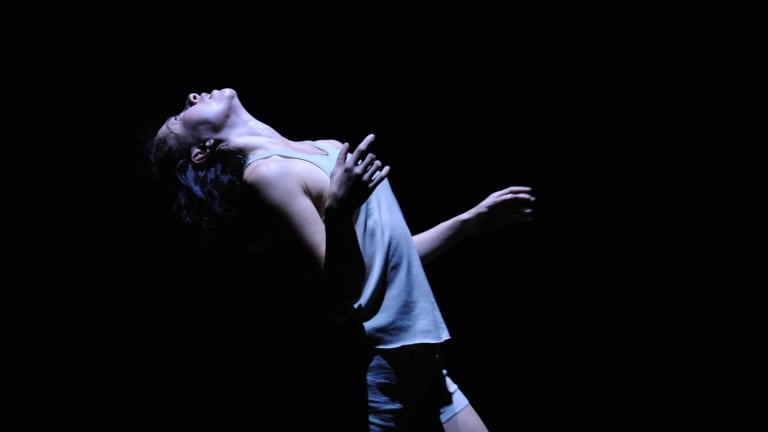 Dancer Kristina Chan tackles the subject of climate change in her new solo performance.